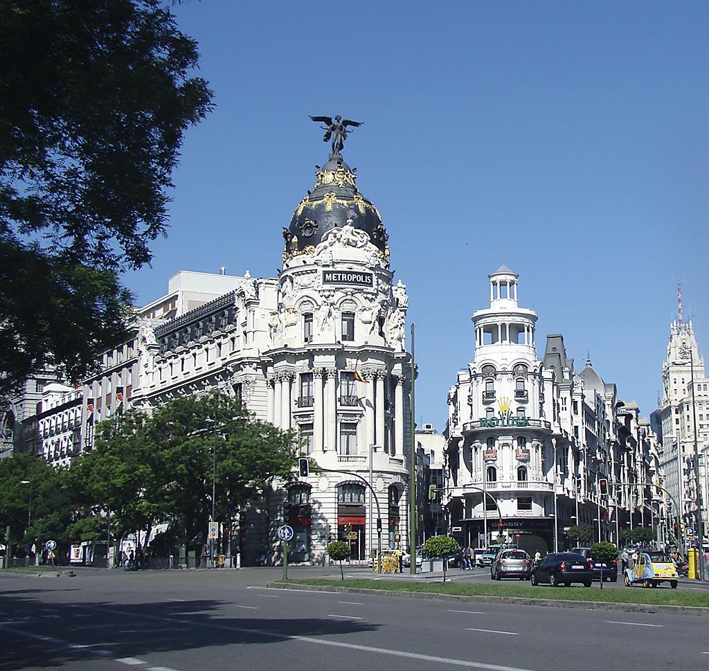 Hospital De Dia Madrid Of Gran Via Madrid Blog De Roberto Pozuelo