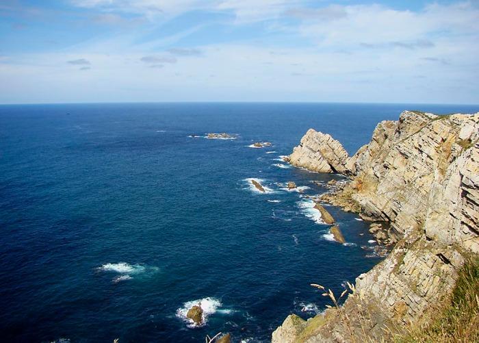 Cabo Peñas Asturias